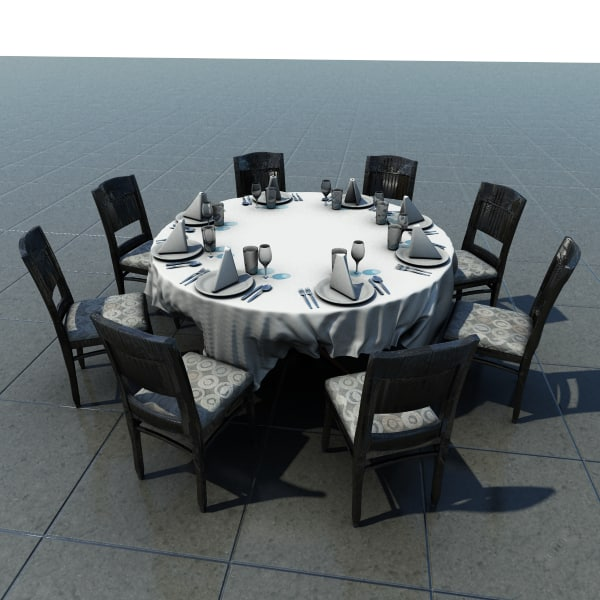 table cloth max