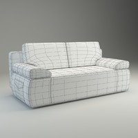 3d model sofa julie
