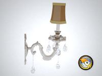 free max model wall light lamp