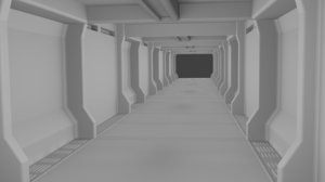 floor wall 3d obj