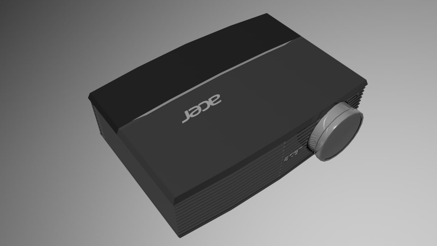 3ds max standalone acer projector