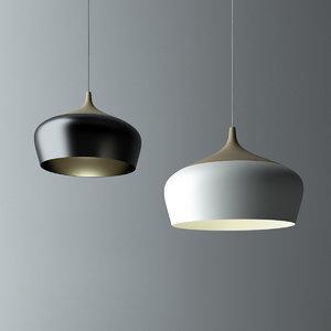 designed coco pendant lamp max