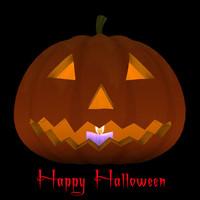 maya halloween pumpkin