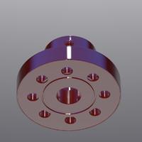 3d model transition coil oil