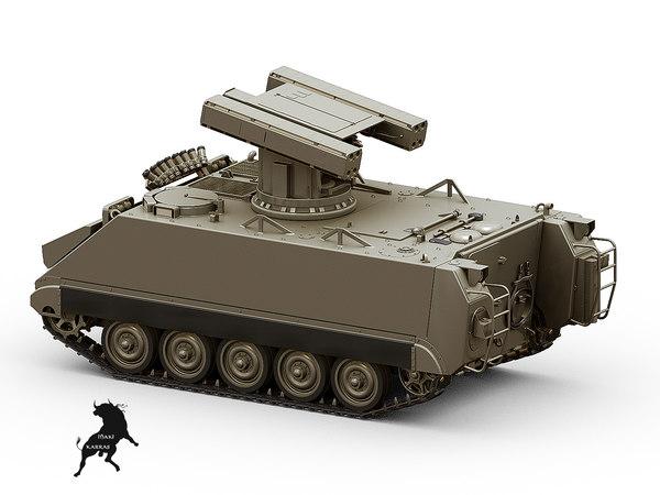 3d model m-113 atilgan