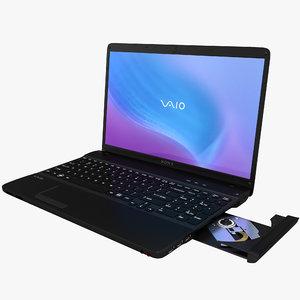 laptop sony vaio e obj
