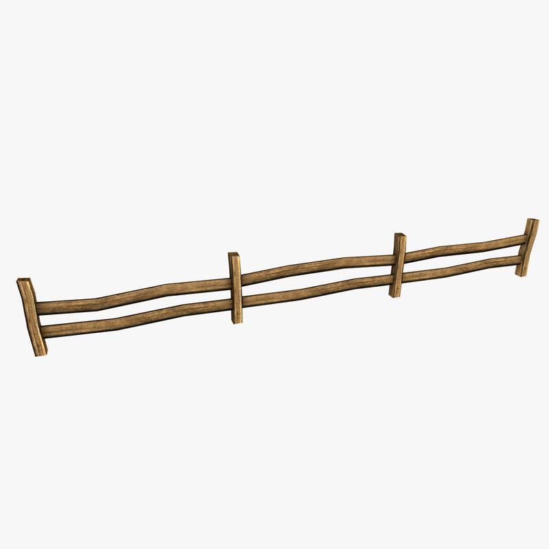 maya wooden picket fence