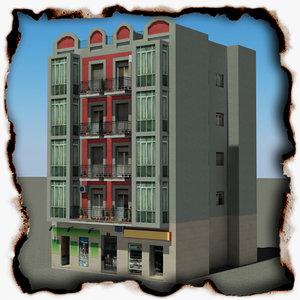 building 93 3d max