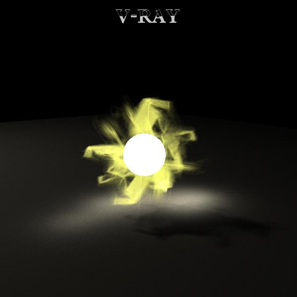 mystic v-ray scanline 3d max