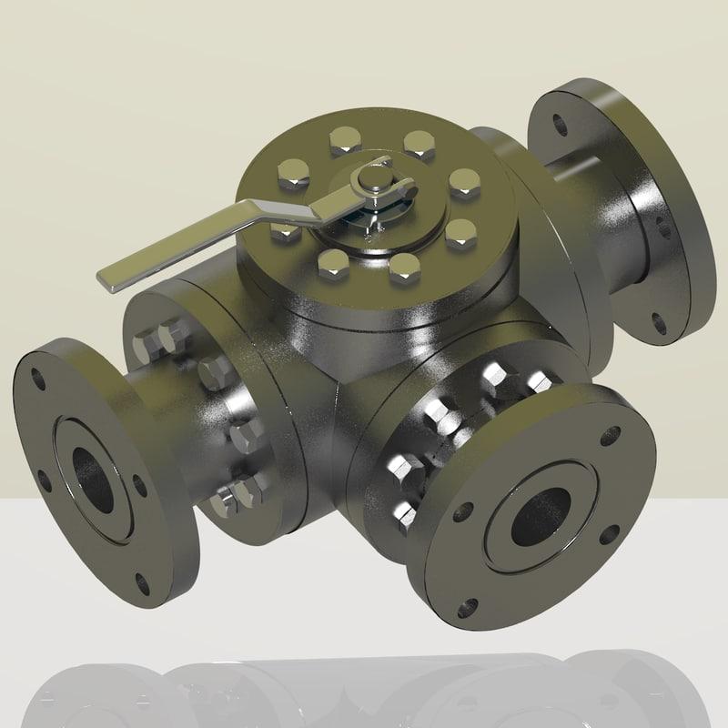 blend oil valve