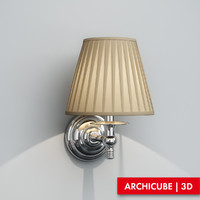 3ds max sconce
