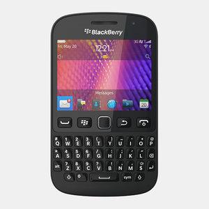 3d blackberry 9720 mobile phone