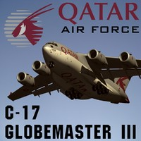 C-17 Globemaster III Qatar