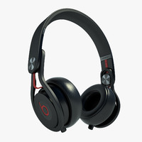 Headphones Monster Beats Mixr 01