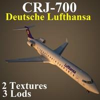 CRJ7 DLH