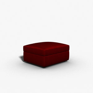 select ottomans 3d max