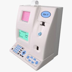3d model sperm analyzer