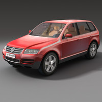 fbx car luxury suv