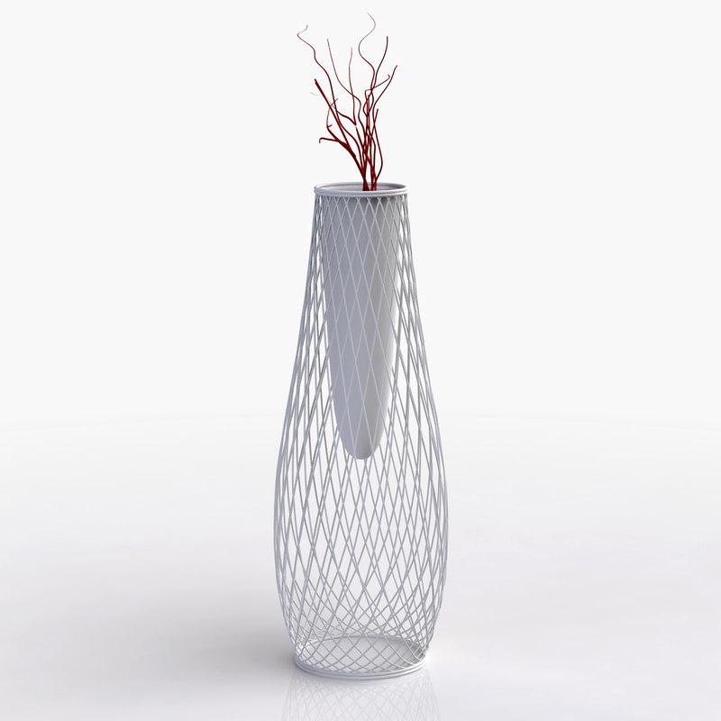 3d heaven vase emu