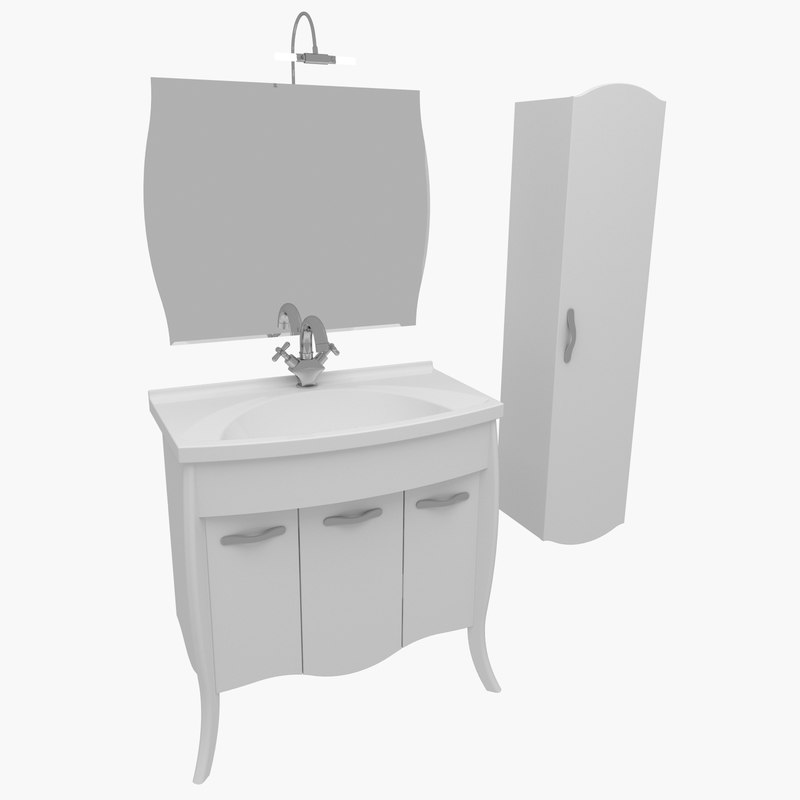3d bathroom furniture house home