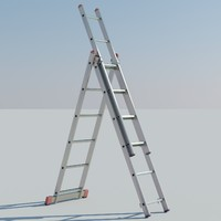 maya 3 ladder