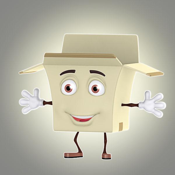 cartoon box max