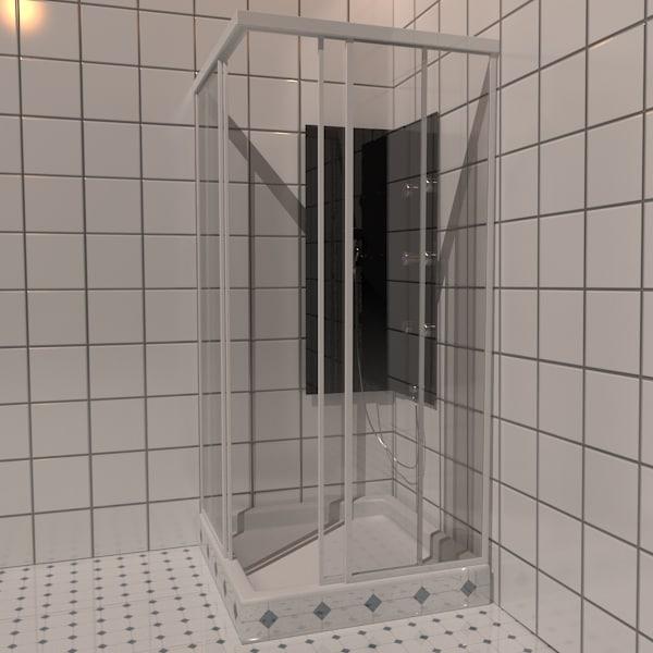 max shower