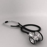 stethoscope with Vray