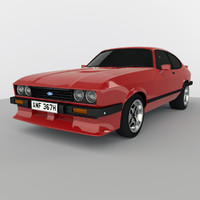 3d capri blender cycles