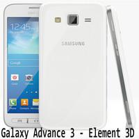 Samsung Galaxy Core Advance 3 Element 3D