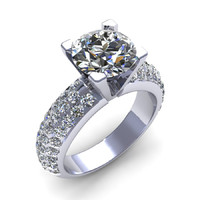 Callistar Engagement Ring