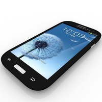 samsung i9305 galaxy s 3d model