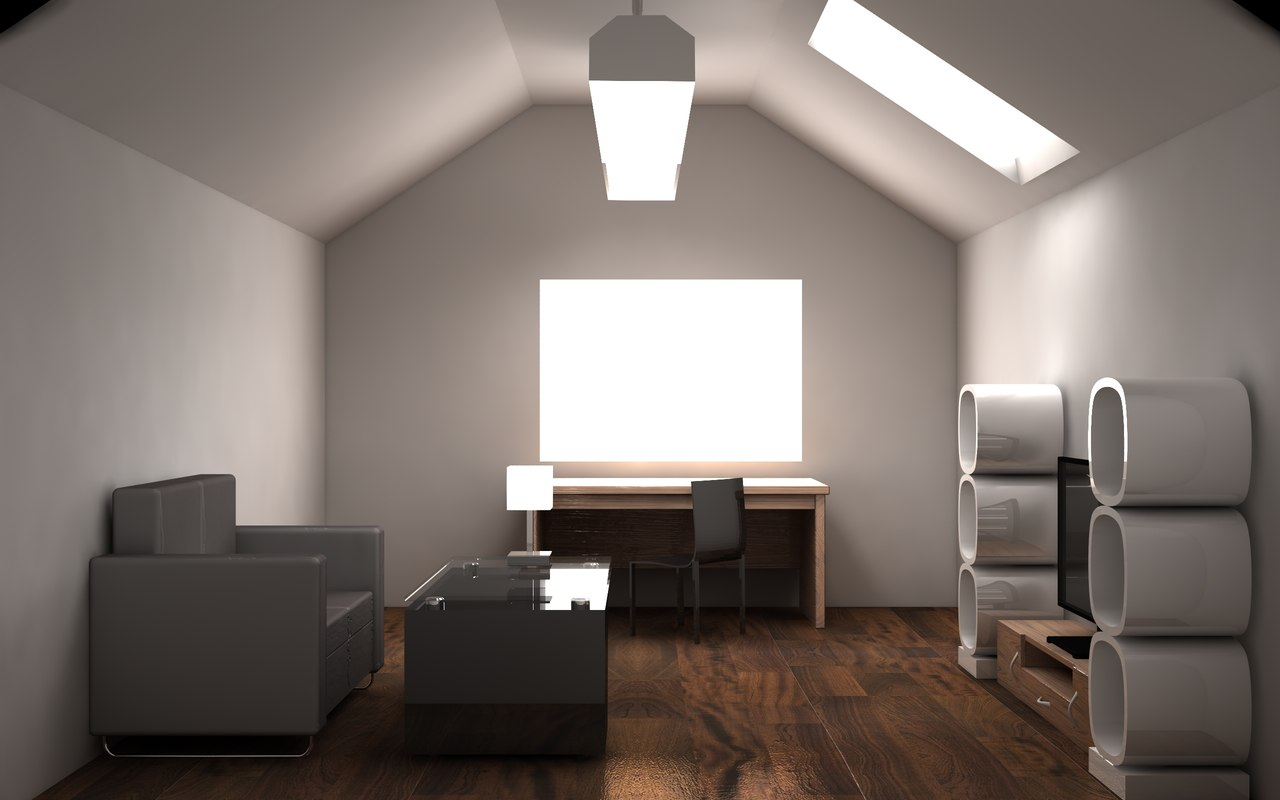 3d cabinet room