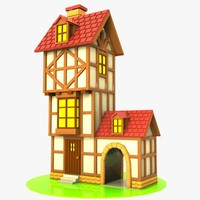 Cartoon House (7)