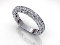 diamond ring 3dm