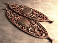 3d model ornamental grille