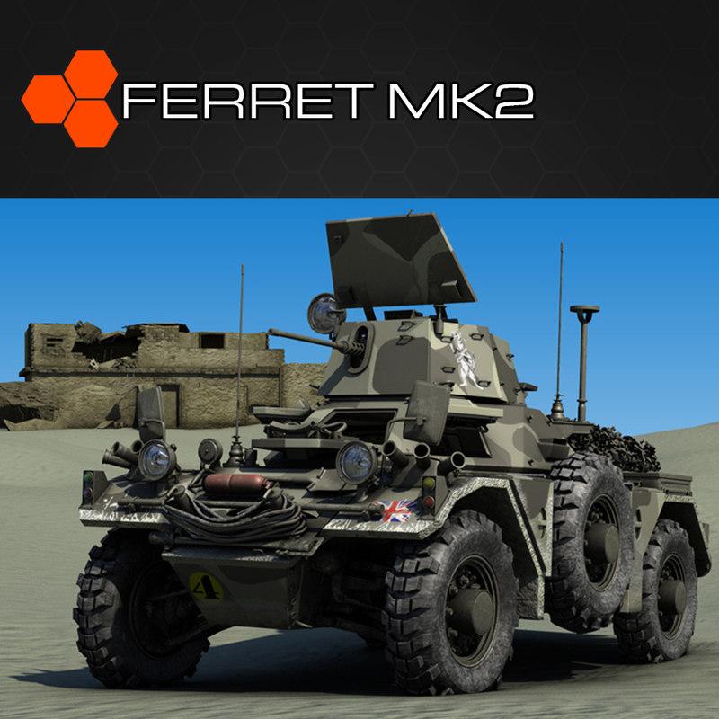 ferret mk fbx