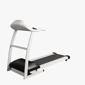 fitness mat 004 3d model