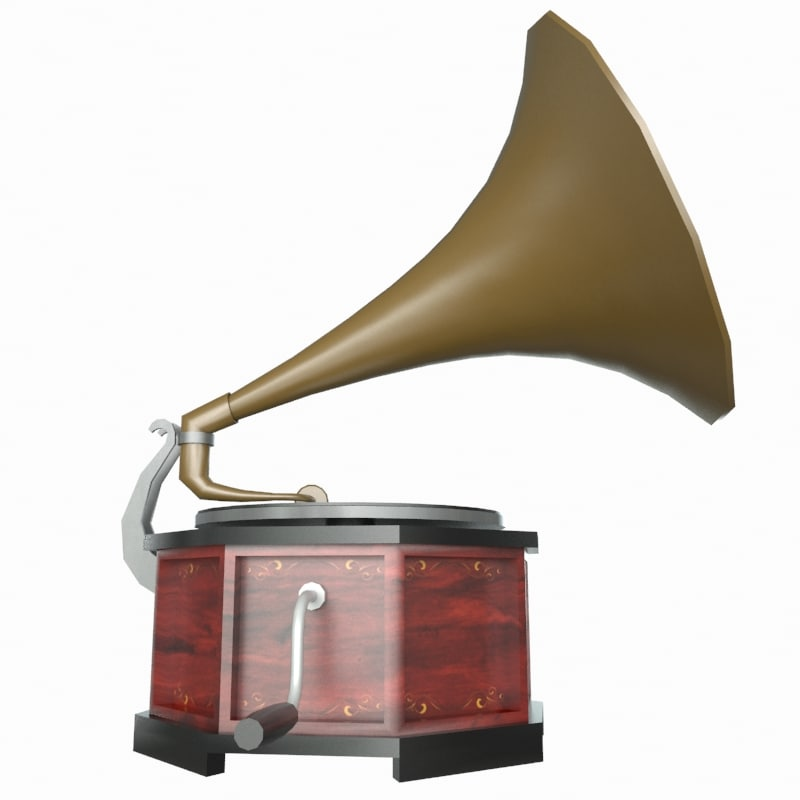 gramophone 3d 3ds
