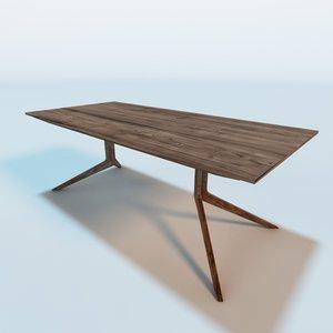 matthew table 3d 3ds