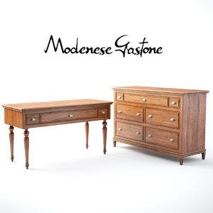 3d chest art 5287 modenese