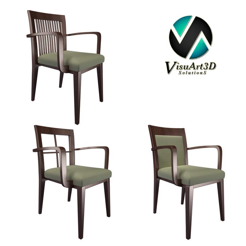 max modern armchairs azure