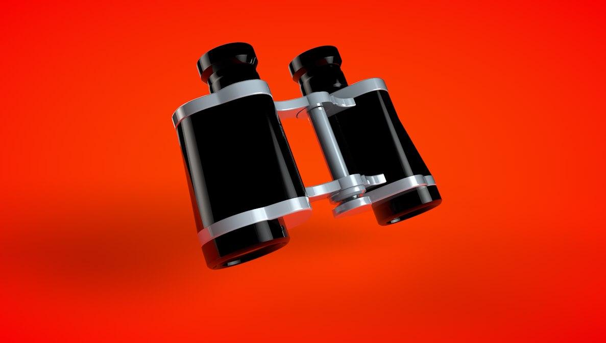 c4d mode binoculars