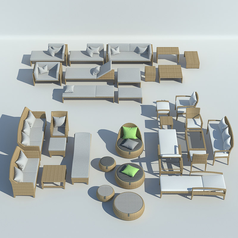 collections barcelona 3d x