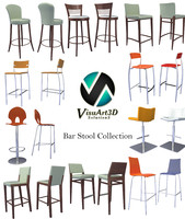 modern bar stool chairs max