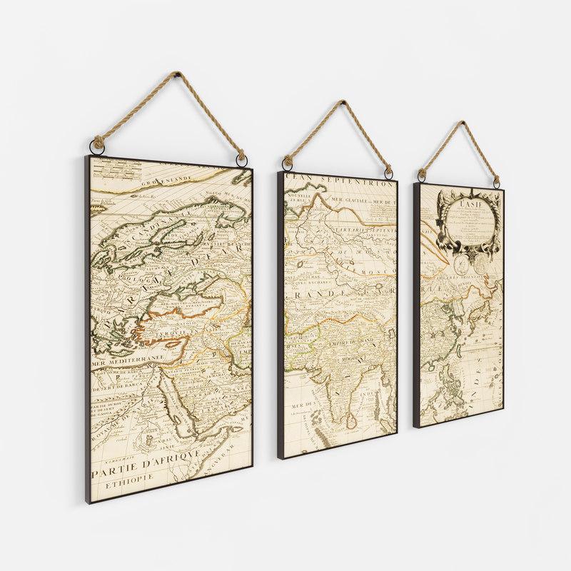 triptych frame max