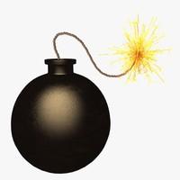 3d pirate bomb