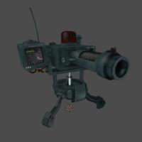 heavy turret blend