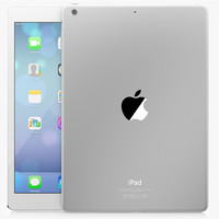 3d apple ipad air