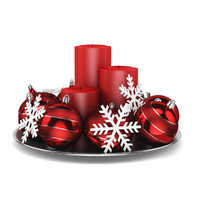 Christmas Table Decoration 6